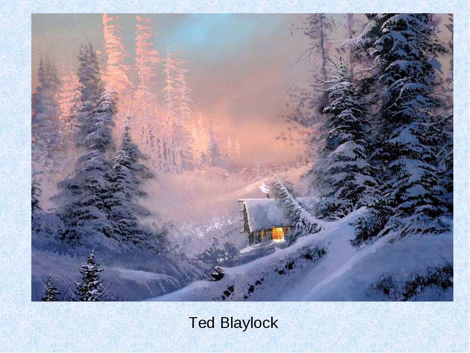 Ted Blaylock
