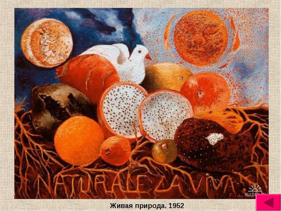Живая природа. 1952