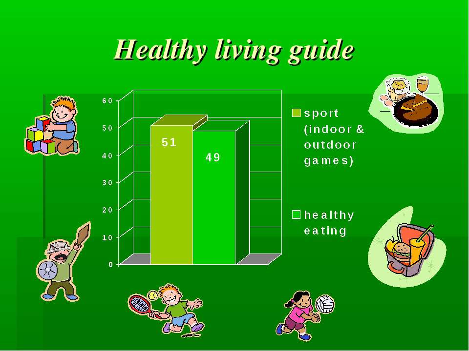 Healthy living guide