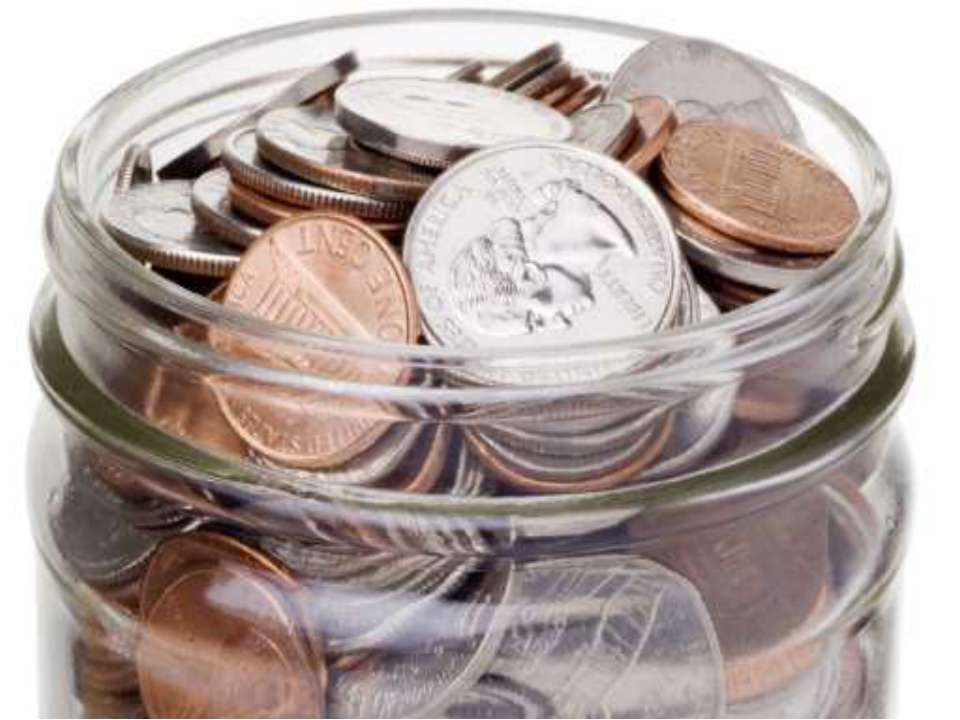 Today the metal coins and pieces of paper that people use for money have litt...