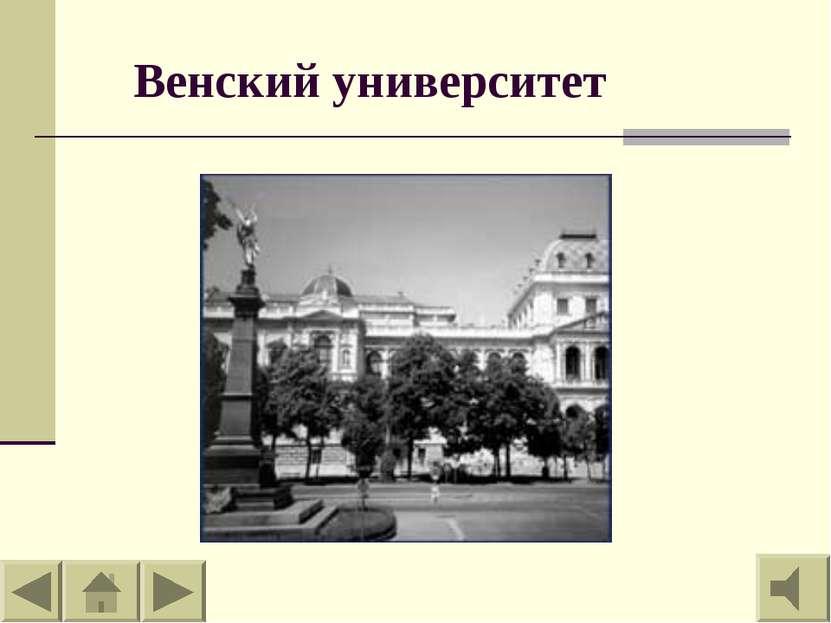 Венский университет