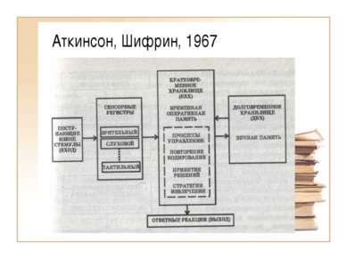 Аткинсон, Шифрин, 1967