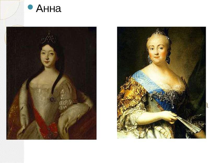 Анна Елизавета