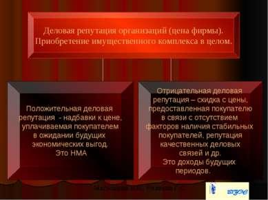 Малышева В.В., Резаева Г.С.