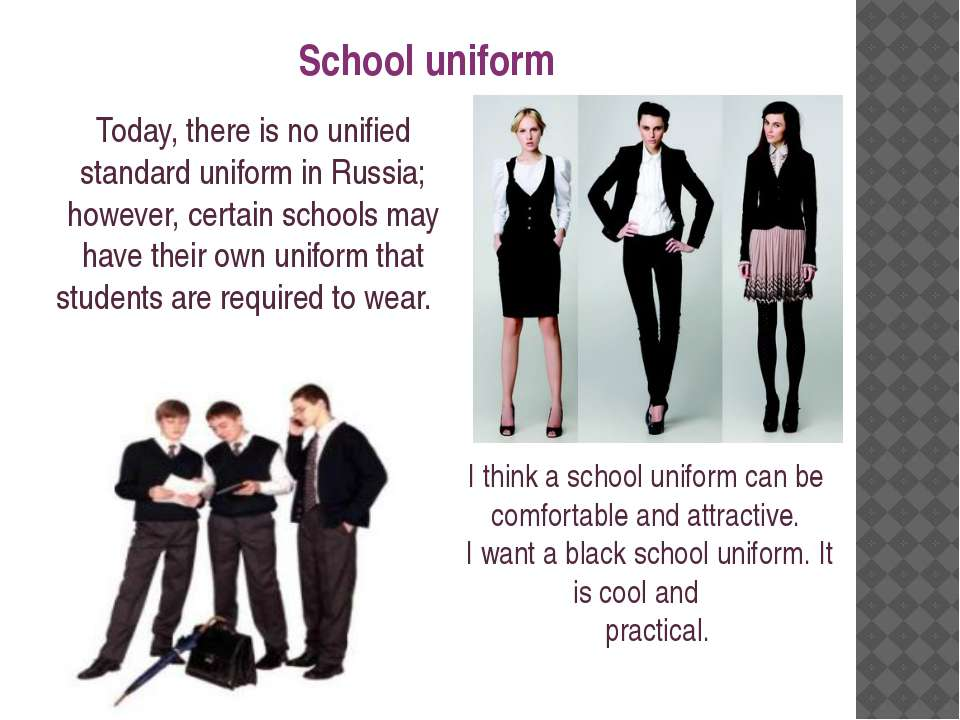 standard uniforms are unproven deterrents to student violence Deterrence is a morally flawed concept even if capital punishment did act as a deterrent, is it acceptable for someone to pay for the predicted future crimes of others some people argue that one may as well punish innocent people it will have the same effect.