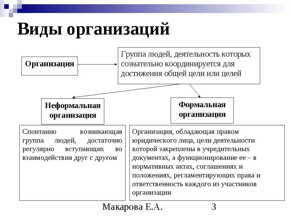Признаком Формальной Структуры Организации Является
