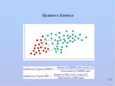 13 Правило Байеса ИВНД и НФ РАН