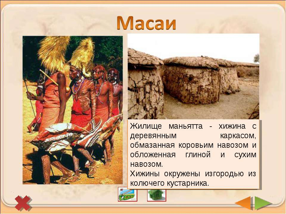 Это воинствующее племя, населяющее восток Африки. Они насчитывают примерно 90...