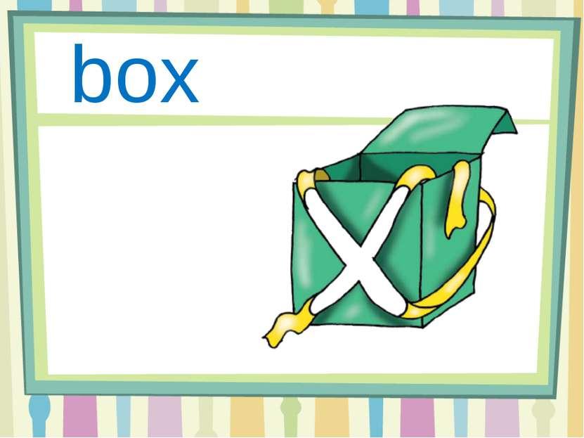 Xx box