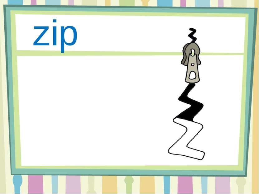 Zz zip