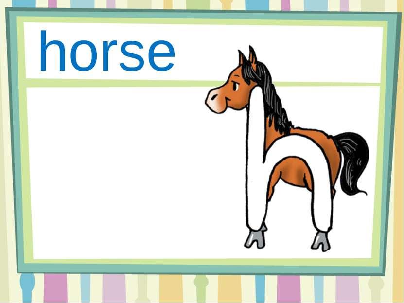 Hh horse