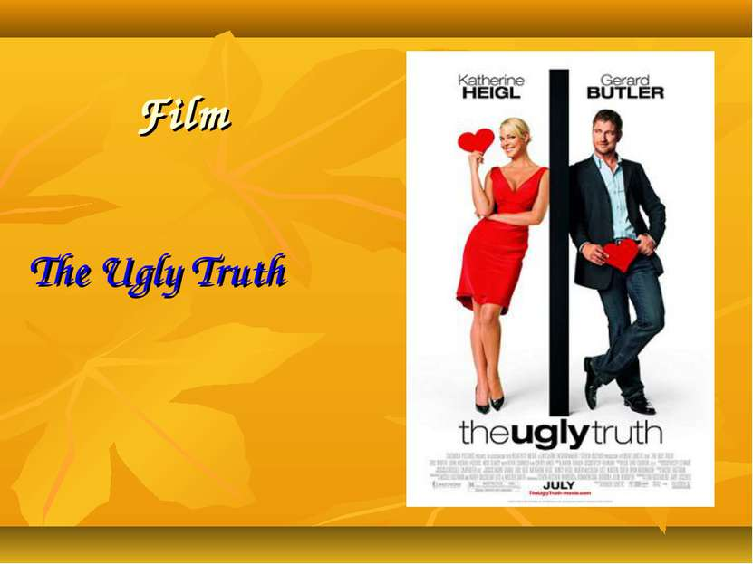 Film The Ugly Truth