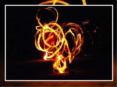 Poi – Fire Dancing