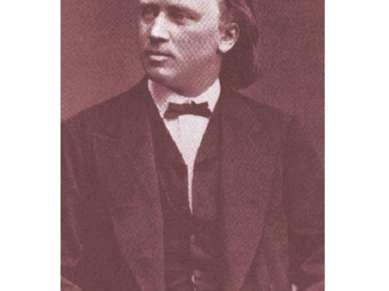Иоганнес Брамс Нем. композитор, пианист, дирижёр. Жил в Вене. 4 симфонии, уве...