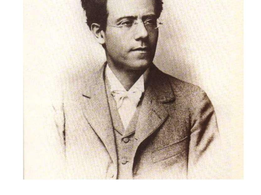Густав Малер Австр. композитор и дирижер, симфонист. Симфония-кантата «Песнь ...