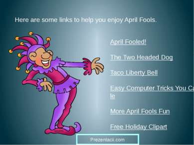 April Fooled! The Two Headed Dog Taco Liberty Bell Easy Computer Tricks You C...
