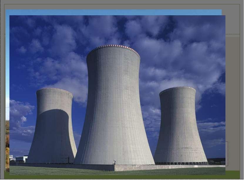 Преимущества атомных электростанций: требуется небольшое количество топлива д...