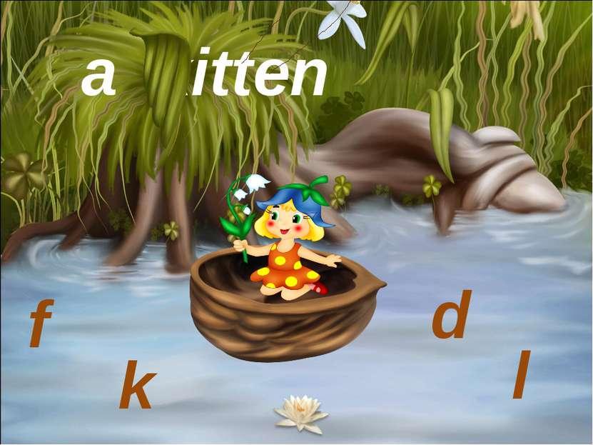 a kitten f k d l