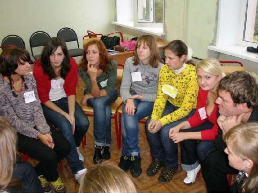 Формы и методы работы: Организация работы в творческой группе