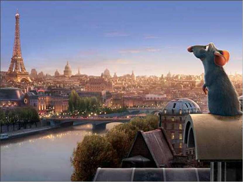 Но главным делом его жизни стала железная башня в центре Парижа…