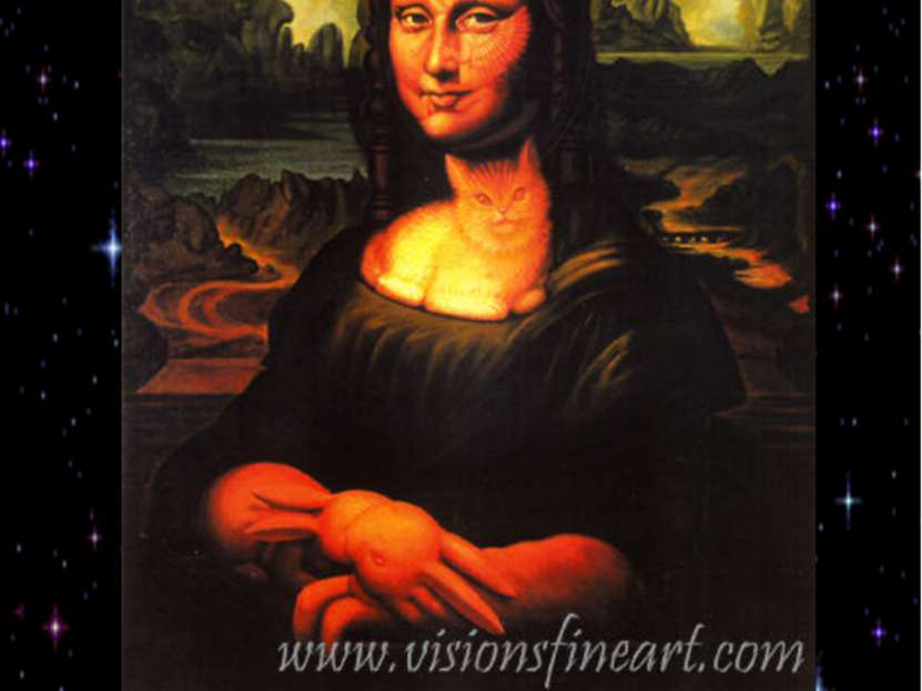Mona Lisa's Chair