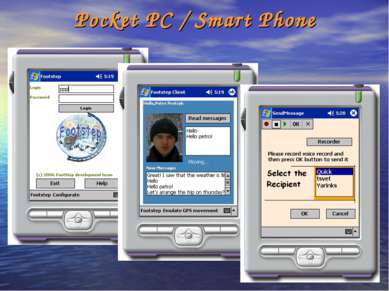 Pocket PC / Smart Phone