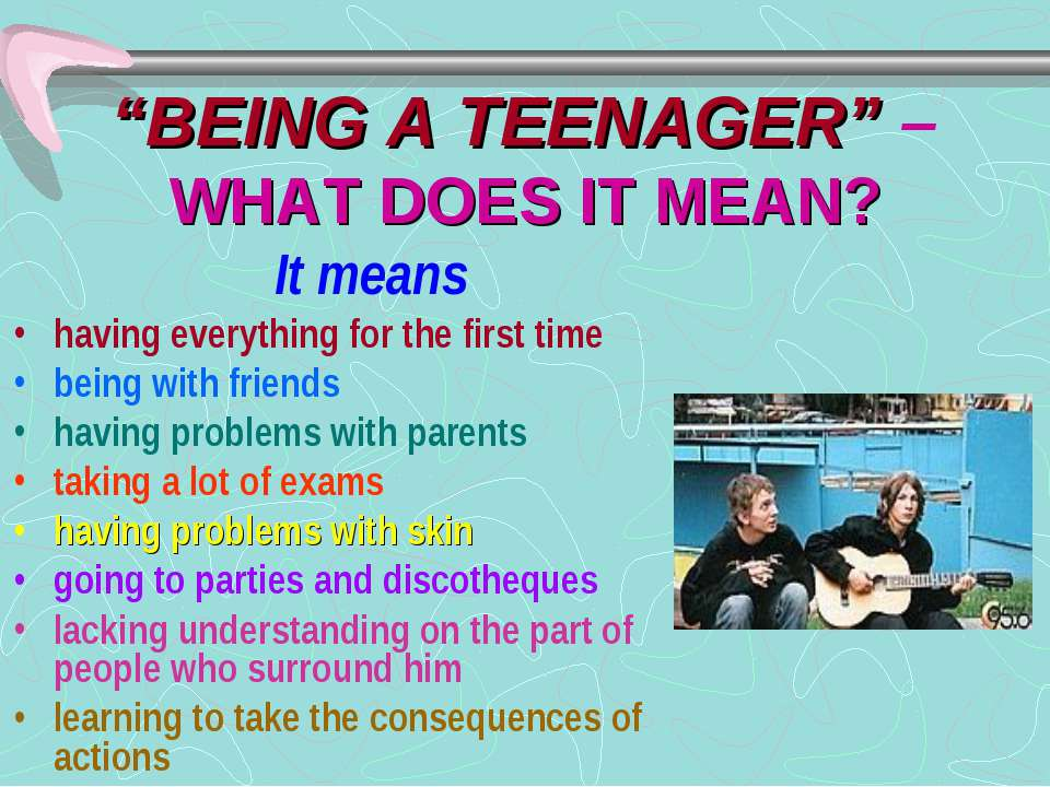 problems affecting teenagers Top 10 problems of troubled teens by many parents ignore smoking because it does not affect their eating disorders are one of the biggest problems that teens.