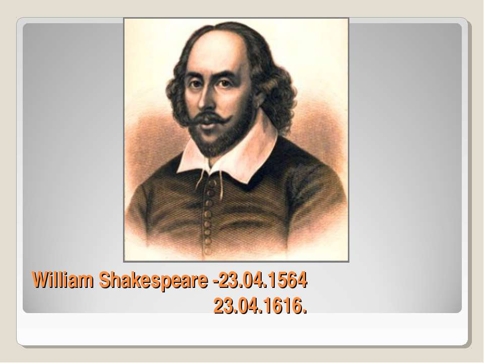 "william shakespeare biography William shakespeare (26 april 1564 (baptised) – 23 april 1616) was an english poet, playwright, and actor, widely regarded as the greatest writer in the english language and the world's pre-eminent dramatist he is often called england's national poet and the ""bard of avon."