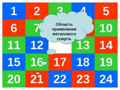 Область применения метилового спирта. 1 2 3 4 5 6 7 8 9 10 11 12 13 14 15 16 ...