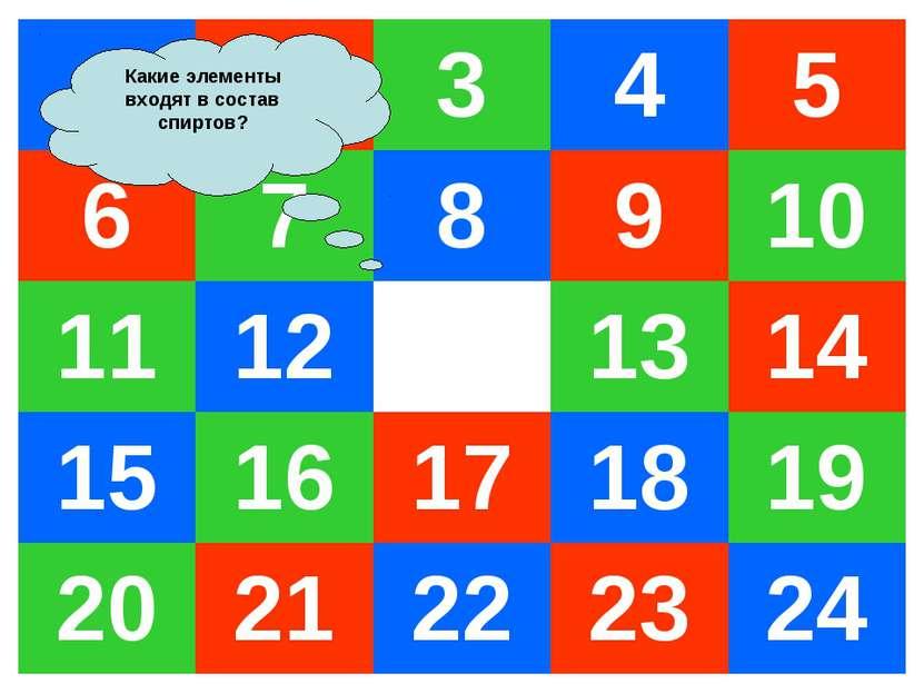 Какие элементы входят в состав спиртов? 1 2 3 4 5 6 7 8 9 10 11 12 13 14 15 1...