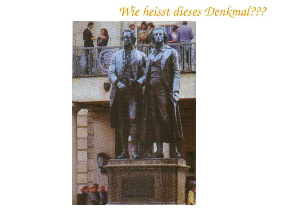 Wie heisst dieses Denkmal???