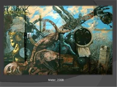 Mater, 2008