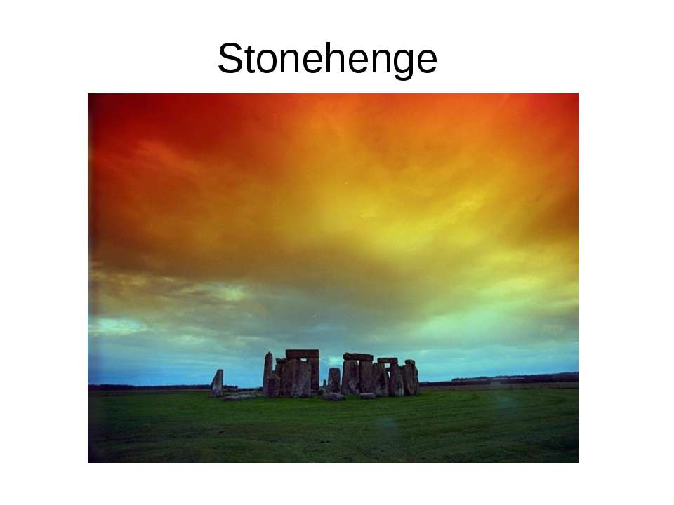 an introduction to the stonehenge
