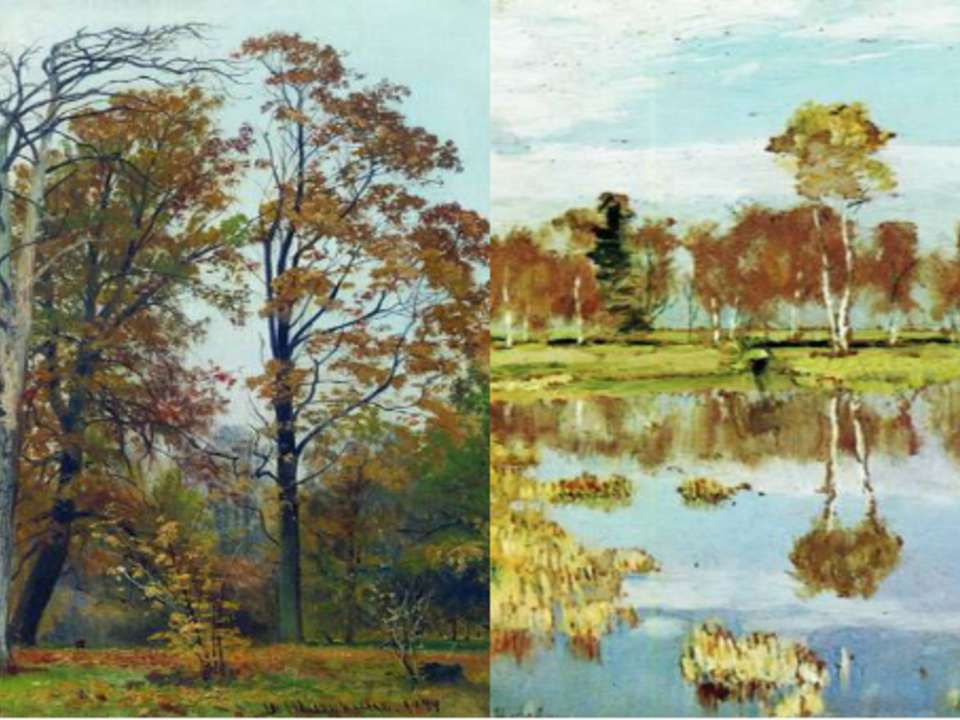 Русские художники-пейзажисты XIX и XX веков создали множество картин, ставших...
