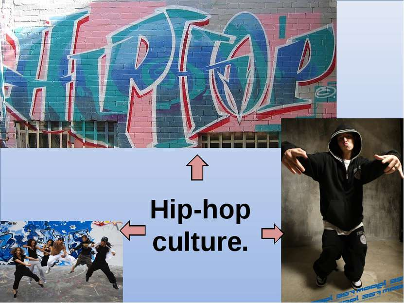 Hip-hop culture.