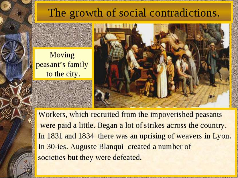 Workers, which recruited from the impoverished peasants  were paid a little. ...
