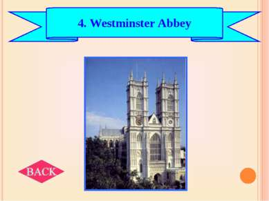 4. Westminster Abbey
