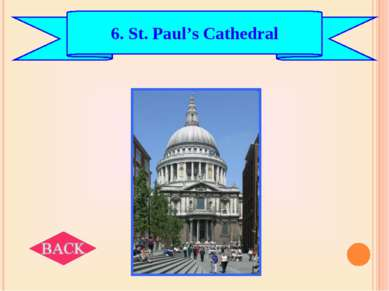 6. St. Paul's Cathedral