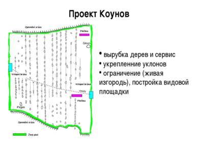 Проект Коунов вырубка дерев и сервис укрепленние уклонов ограничение (живая и...