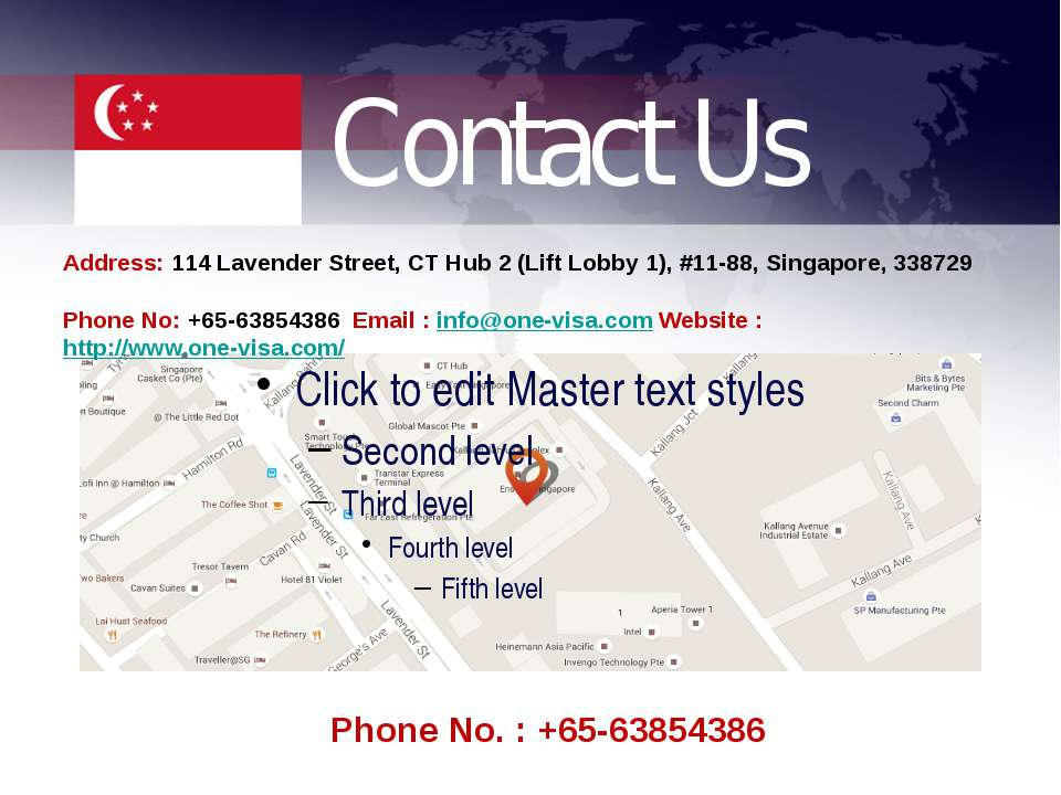 Contact Us Address: 114 Lavender Street, CT Hub 2 (Lift Lobby 1), #11-88, Sin...