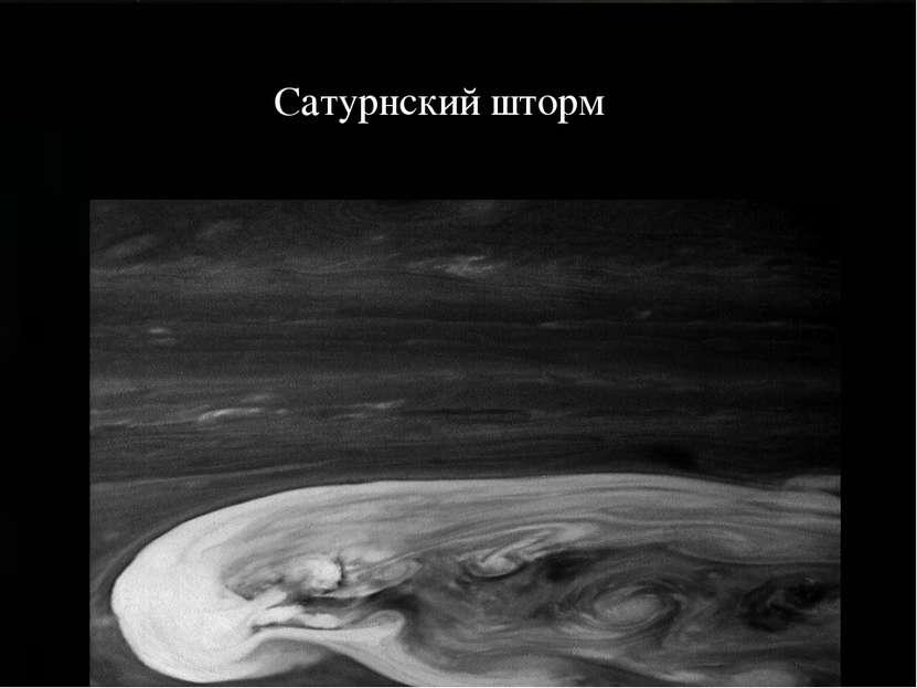 Сатурнский шторм