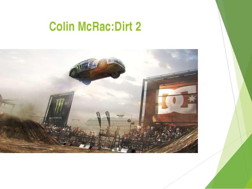 Colin McRac:Dirt 2