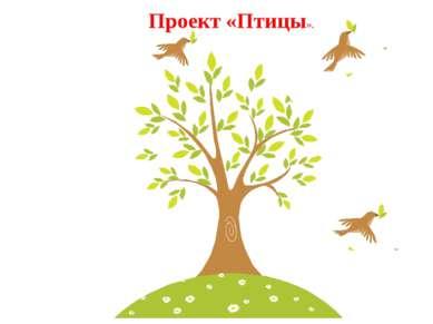 ПрПрПр Проект «Птицы».