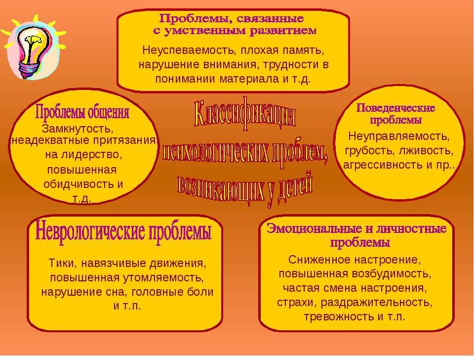 неадекватные притязания на лидерство, Неуправляемость, грубость, лживость, аг...