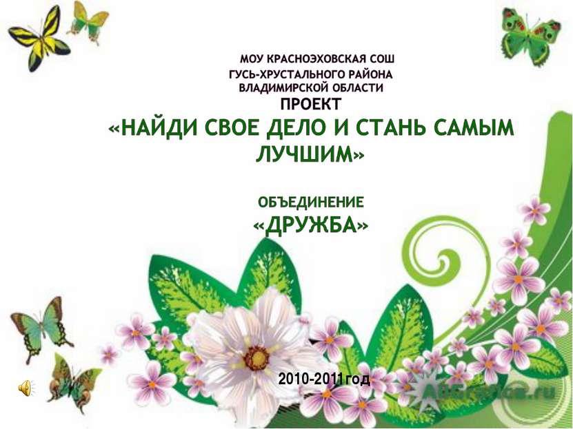 2010-2011год