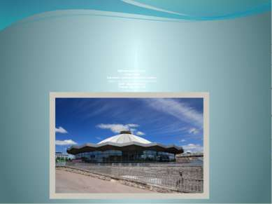 Презентация на тему: «Семь чудес Западного административного округа» (Цирк на...