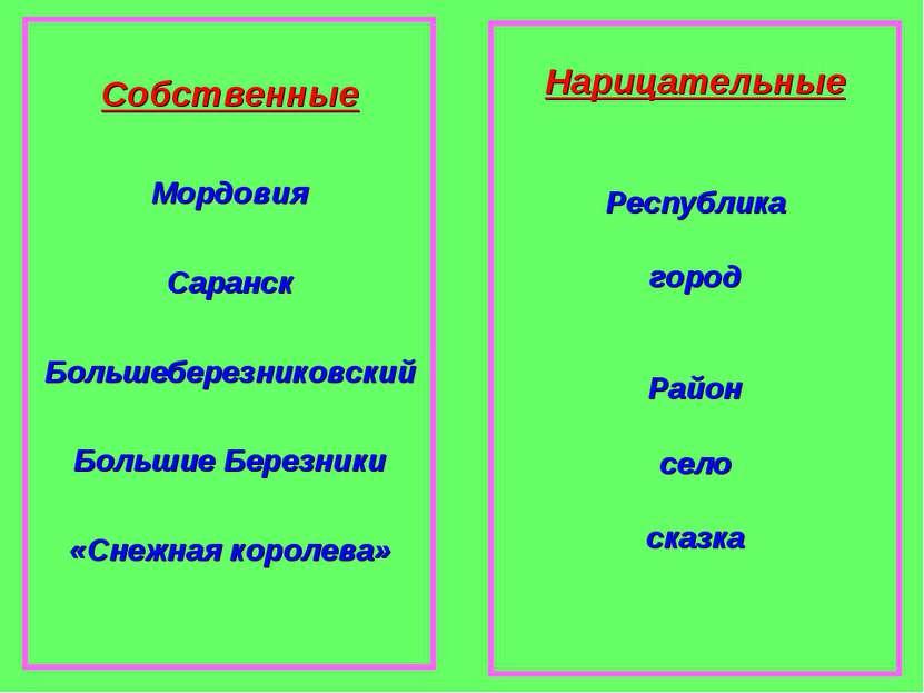 Собственные Мордовия Саранск Большеберезниковский Большие Березники «Снежная ...