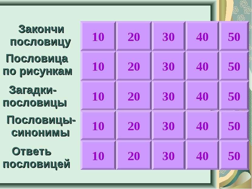 10 20 10 10 10 10 20 20 20 20 30 30 30 30 30 40 40 40 40 40 50 50 50 50 50 За...
