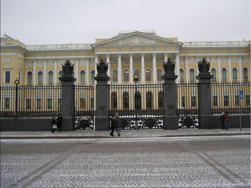 Карл Иванович Росси (1775 – 1849). По его проекту построены здания Сената, Си...