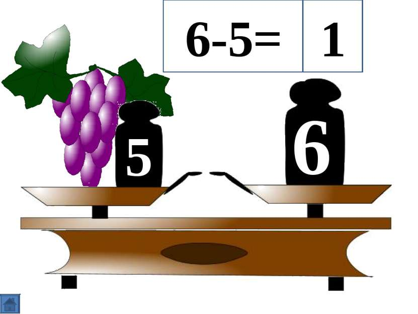 5 6 6-5= 1